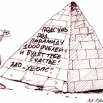 Финансовые пирамиды в интернете. Признаки.