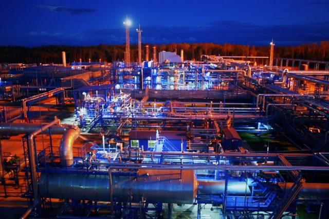 Добыча нефти в России увеличилась на 1,4%