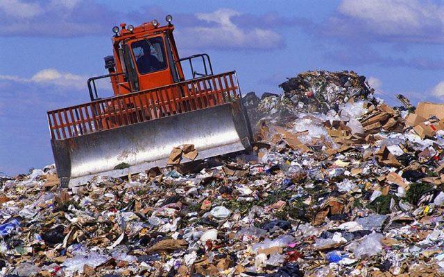 РФ создаст госкомпанию и даст 75 млрд рублей для переработки мусора
