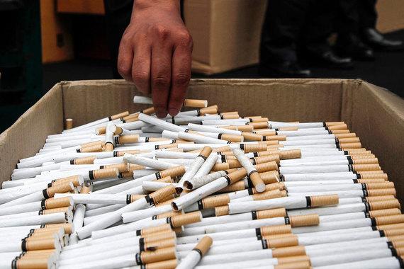 Обязательную бумажную маркировку сигарет в России заменили на электронную
