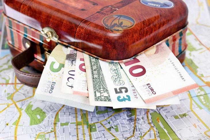 деньги в поездку