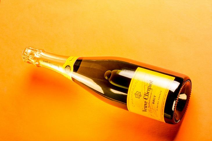 Veuve Clicquot шампанское