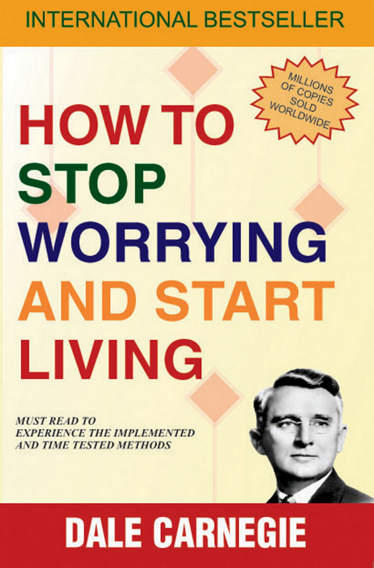 How to Stop Worrying and Start Living книга