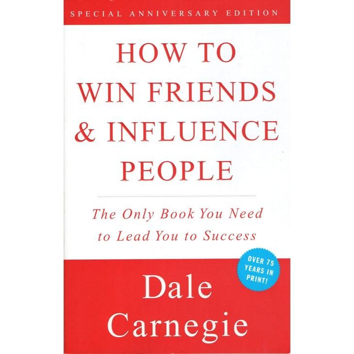 How to Win Friends and Influence People книга