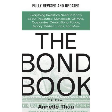 The Bond Book Annette Thau