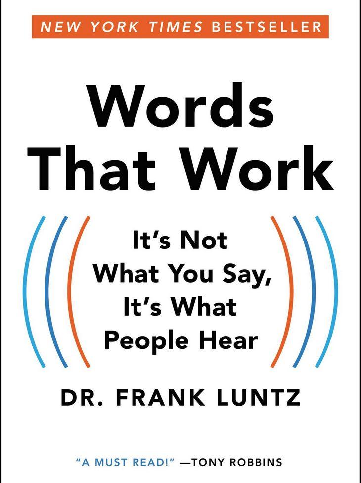 Words That Work книга