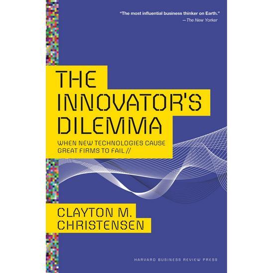 дилемма инноватора книга