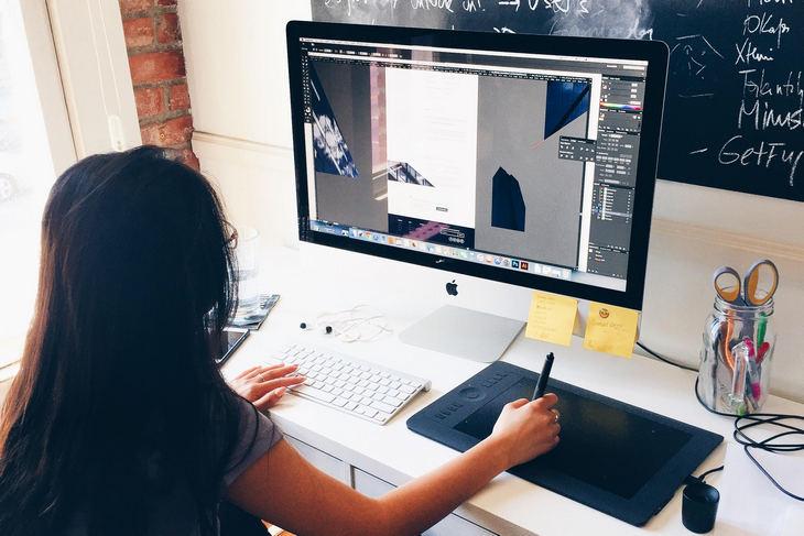 веб дизайнер