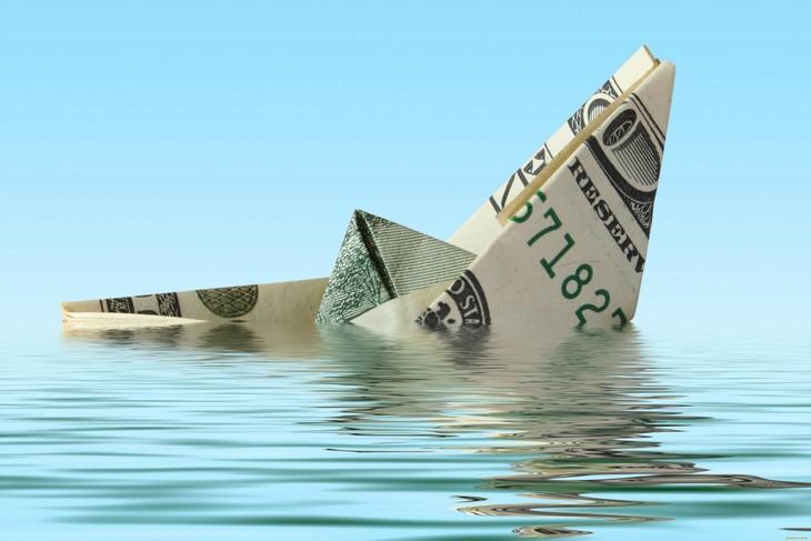 финансовый кризис картинка