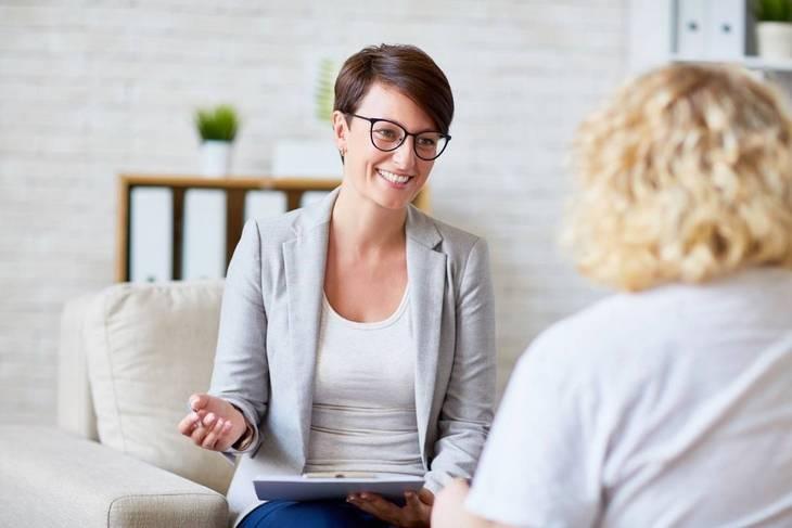 психолог женщина