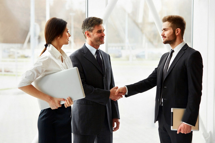 работа с клиентом