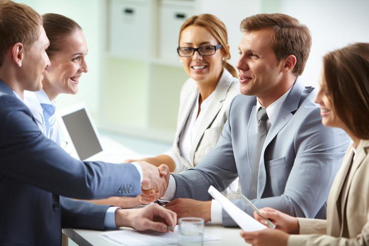 деловые переговоры фото