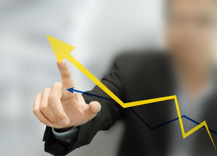 рост продаж картинка