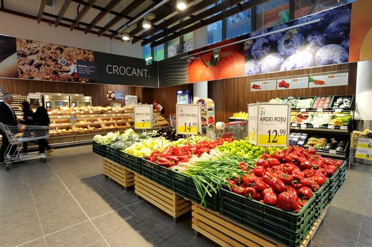 супермаркет внутри