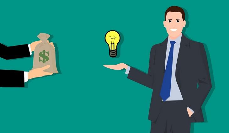 деньги и идея