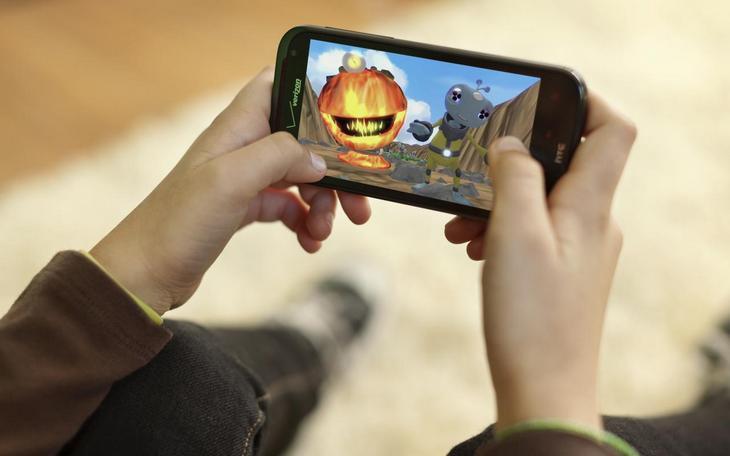 мобильная игра