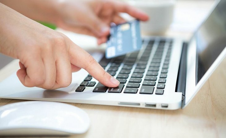 платеж через интернет