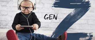 поколение зет