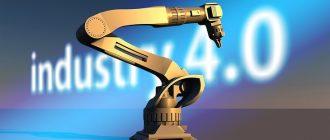 промышленность и роботы