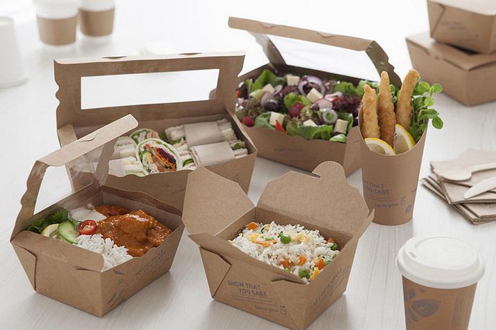 упаковка для еды