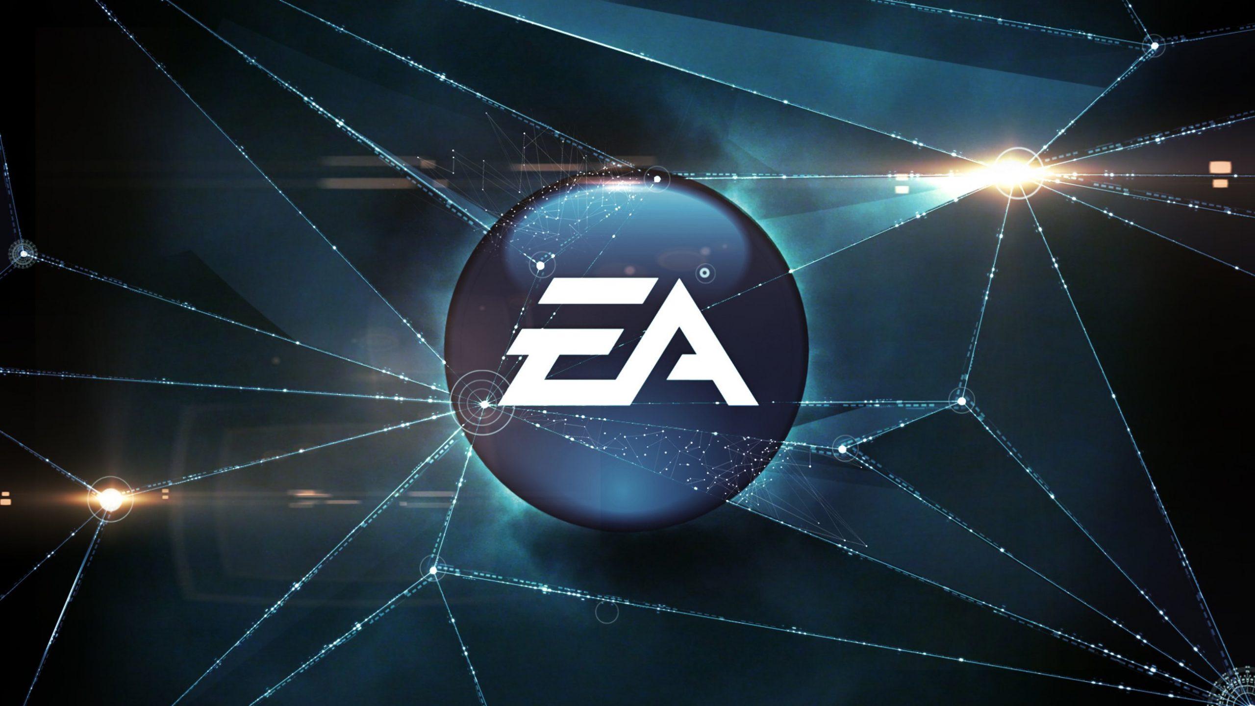 Electronic Arts лого