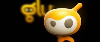 Glu Mobile лого