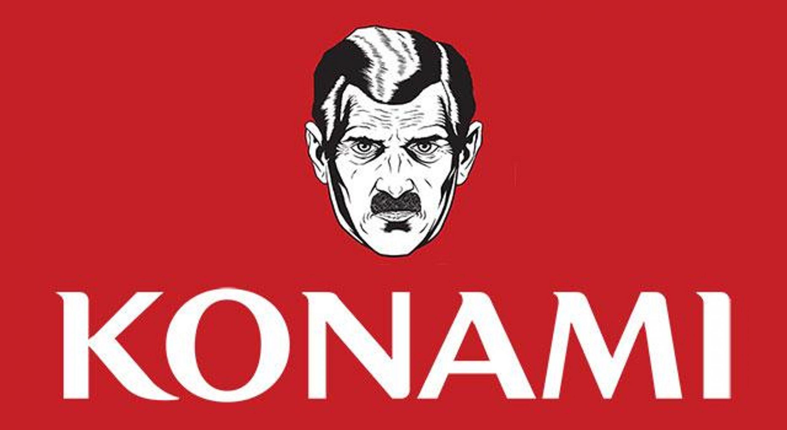 Konami картинка