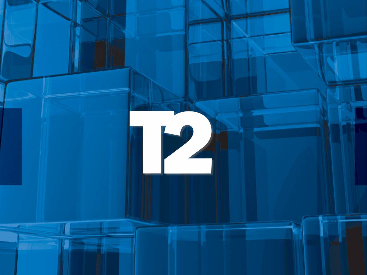 Take-Two Interactive логотип