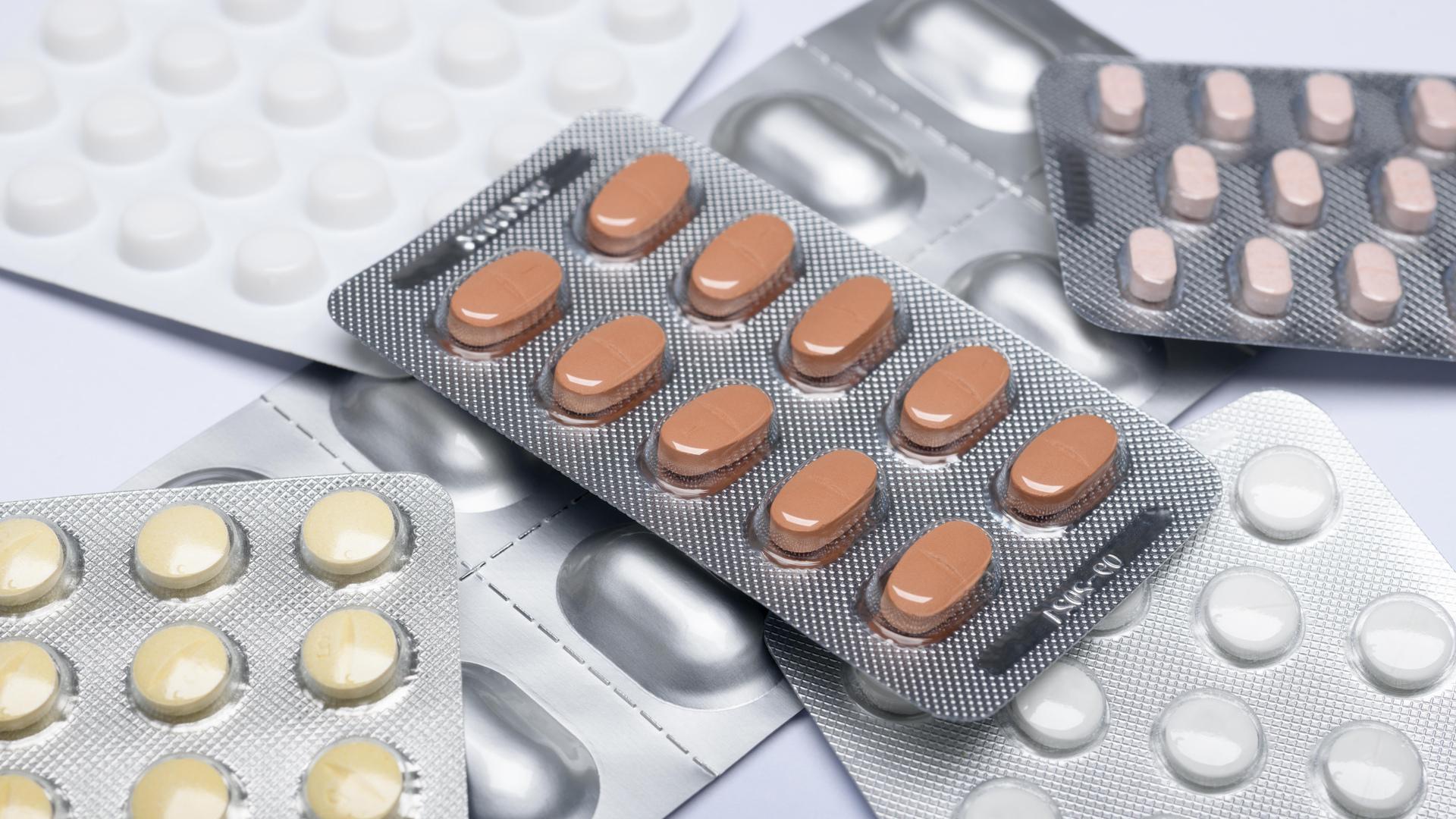 Незарегистрированные лекарства