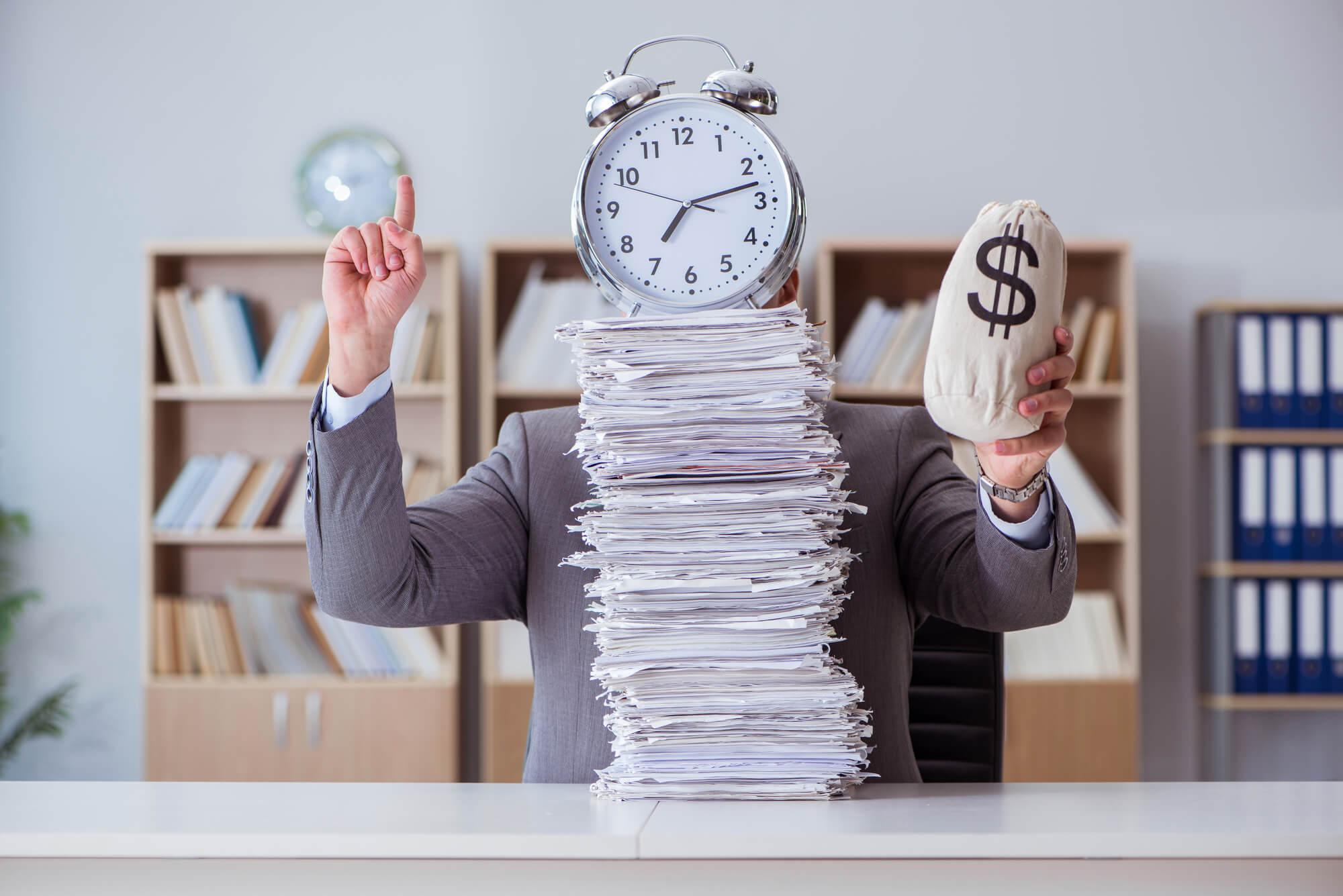 Задержка зарплаты